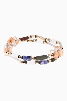 Beaded Expander Bracelet