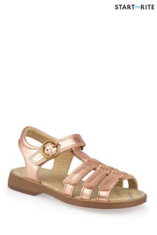 Start-Rite Gold Carousel Shoe