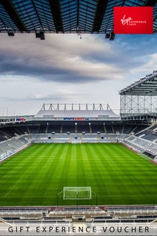 Newcastle United Stadium Tour For One Adult One Child Gift by Virgin Experience Days