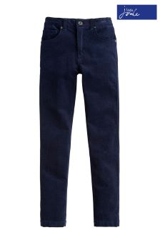 Joules Navy Cord Trouser