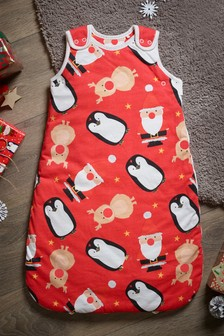 Rudolph And Friends Sleep Bag