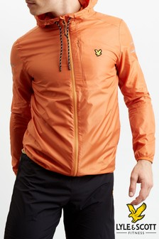Lyle & Scott Sport Ultra Lightweight Hooded Run Jacket