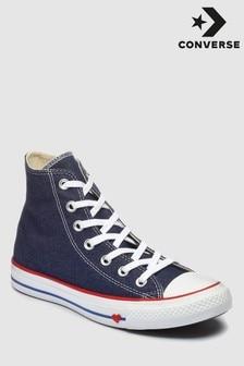 נעלי התעמלות של Converse מדגם Heart Chuck