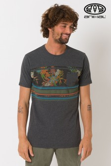 Animal Grey Finder Deluxe Tee
