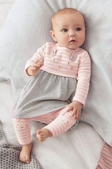 67693a1eb6e34 Baby Girl Clothes | Newborn Baby Girl Outfits | Next Official Site