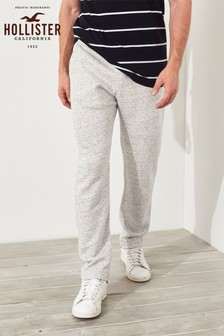 Hollister Grey Straight Leg Jogger