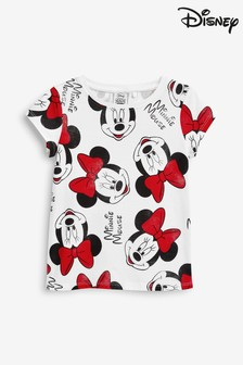 Minnie™ All Over Print T-Shirt (3-16yrs)