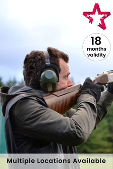Clay Pigeon Shooting For Two With 100 Clays Gift Experience by Activity Superstore