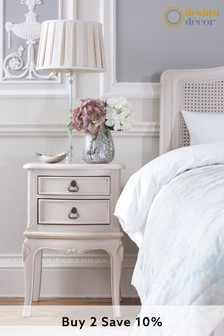 Lennox Bedside Table By Design Décor