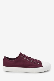 Casual, Trainers, Purple Slip On | Next Luxembourg
