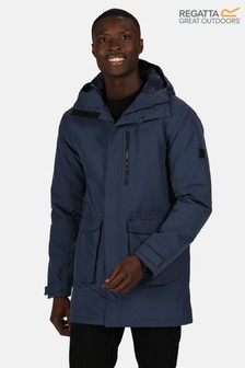 Regatta Blue Largo Iii Waterproof Jacket