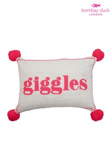 Bombay Duck Giggles Cushion