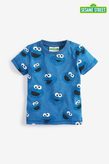 Cookie Monster T-Shirt (3mths-8yrs)