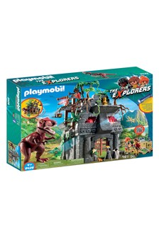 Playmobil® Hidden Temple With T-Rex