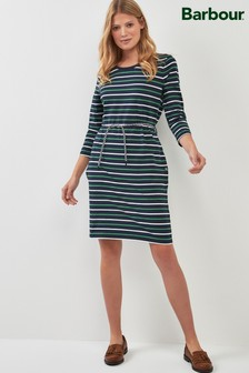 Barbour® Navy Stripe Applecross Dress