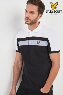 Lyle & Scott Colourblock-Poloshirt
