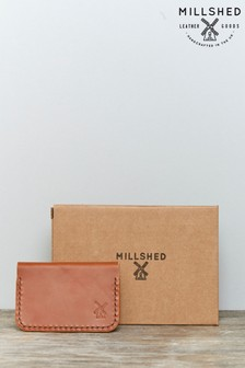 Millshed Made In England Leather Wallet