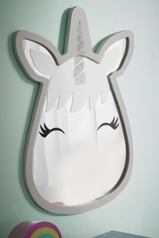 Unicorn Shaped Mirror