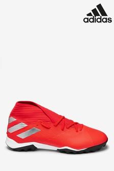 adidas Red Redirect Nemeziz Turf Football Boots