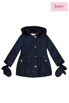 baker by Ted Baker Parka And Mitten