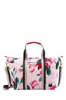 Cath Kidston® Pink Large Paintbox Foldaway Overnight Bag
