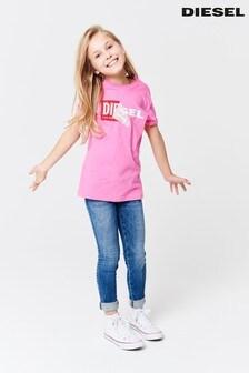 ג'ינס Skinzee בשטיפה רגילה של Diesel® Kids
