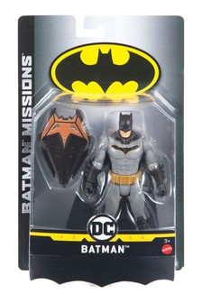 DC Comics Batman® Missions Batman® Action Figure