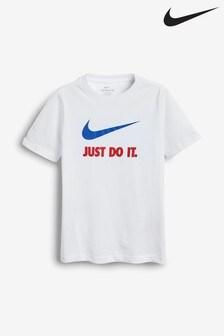 fe08e072 Older Boys Nike T-Shirts White Tshirts   Next Germany