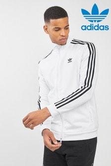 טופ ספורטיבי של adidas Originals מדגם Beckenbauer
