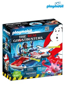 Playmobil® Ghostbusters™ Zeddemore with Aqua Scooter
