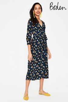 fd12b32588ee Women's Dresses Boden Wrap | Next Kuwait