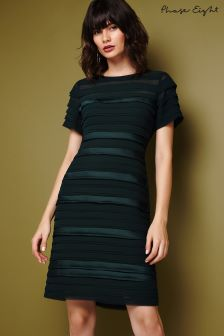 Phase Eight Evergreen Gigi Layered Dress