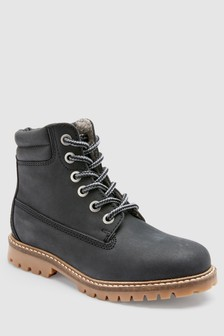 Lace-Up Boots (Older)