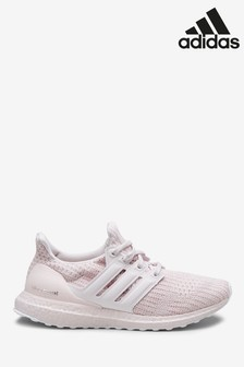 adidas Run Pink UltraBoost Trainers
