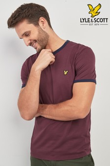 Lyle & Scott Ringer-T-Shirt