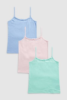 Cami Three Pack (1.5-16yrs)