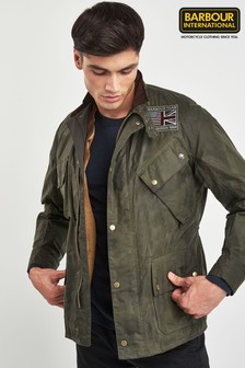 Barbour® International Olive Josh Jacket