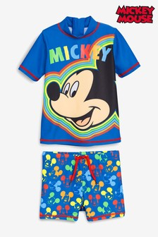 Mickey Mouse™ Two Piece Swim Set (3mths-8yrs)