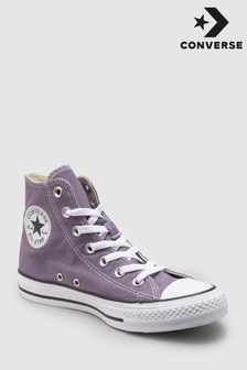 Converse Chuck Purple High Top Trainer