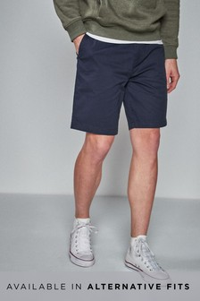 Regular Stretch Chino Shorts