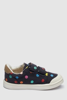 Buty sportowe z zapięciem na rzepy (Młodsi)