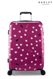 Radley Vintage Dog Dot Medium Suitcase