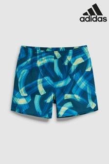 adidas Blue Parley Swim Short