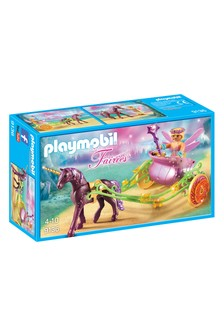 Playmobil® Fairies Unicorn-Drawn Fairy Carriage