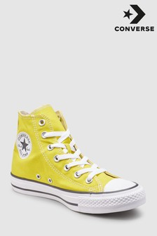 Converse Chuck Yellow High Top Trainer