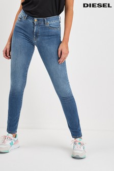 Diesel® Roisin Super Skinny Fit Jeans