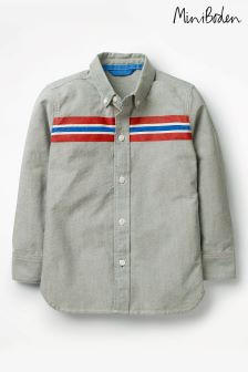 Boden Grey Sporty Shirt