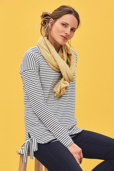 Scarf Layer Tunic