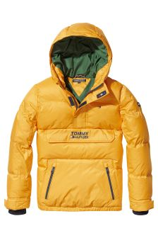 Tommy Hilfiger Yellow Pop Over Padded Jacket
