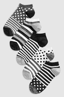 Trainer Socks Five Pack